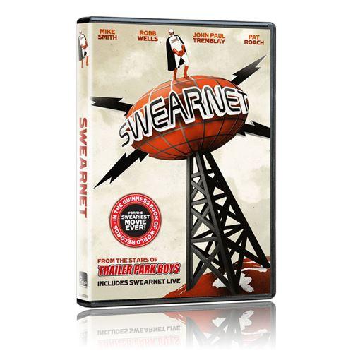 SwearNet: The Movie on DVD