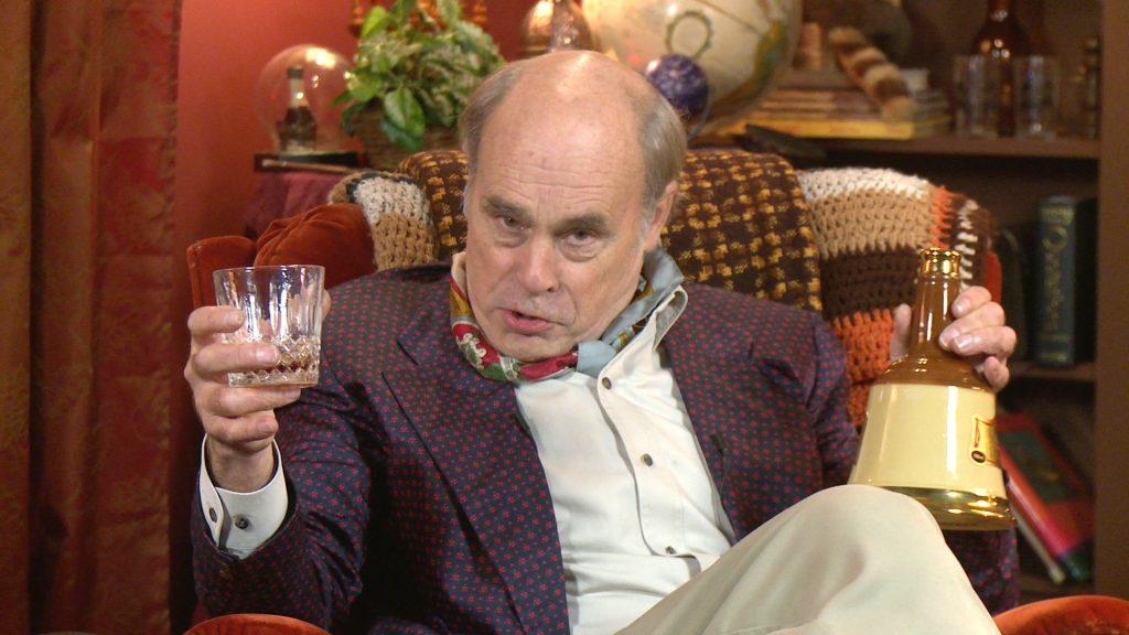 Liquor Stories with Jim Lahey at swearnet.com