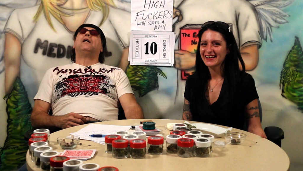 High Fuckers with Sam and Amy at SwearNet