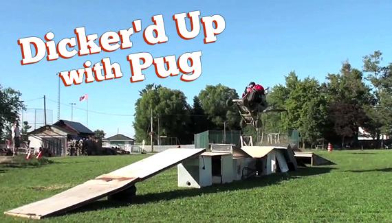 Dicker'd Up with Pug joins SwearNet