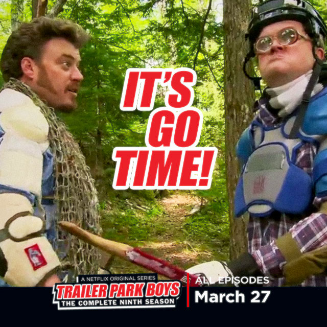Trailer Park Boys season 9