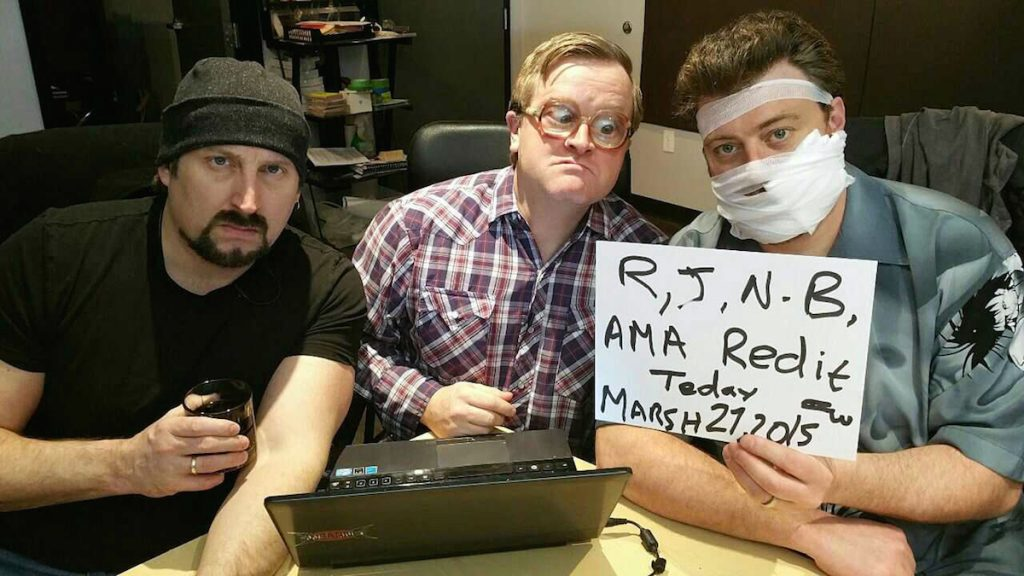 Reddit AMA with the Trailer Park Boys