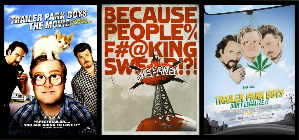 Trailer Park Boys movies on Netflix