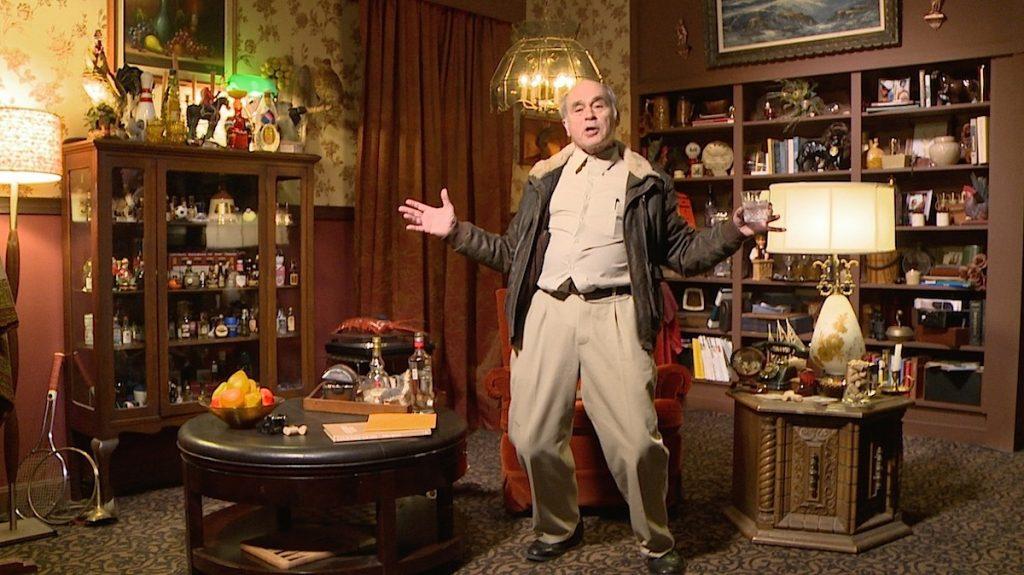 Jim Lahey is on the liquor at SwearNet.com