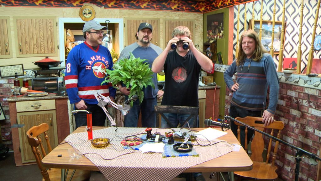 News on Trailer Park Boys 10, Trippin With Leigh and more