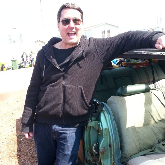 Doug Benson on Trailer Park Boys Season 10