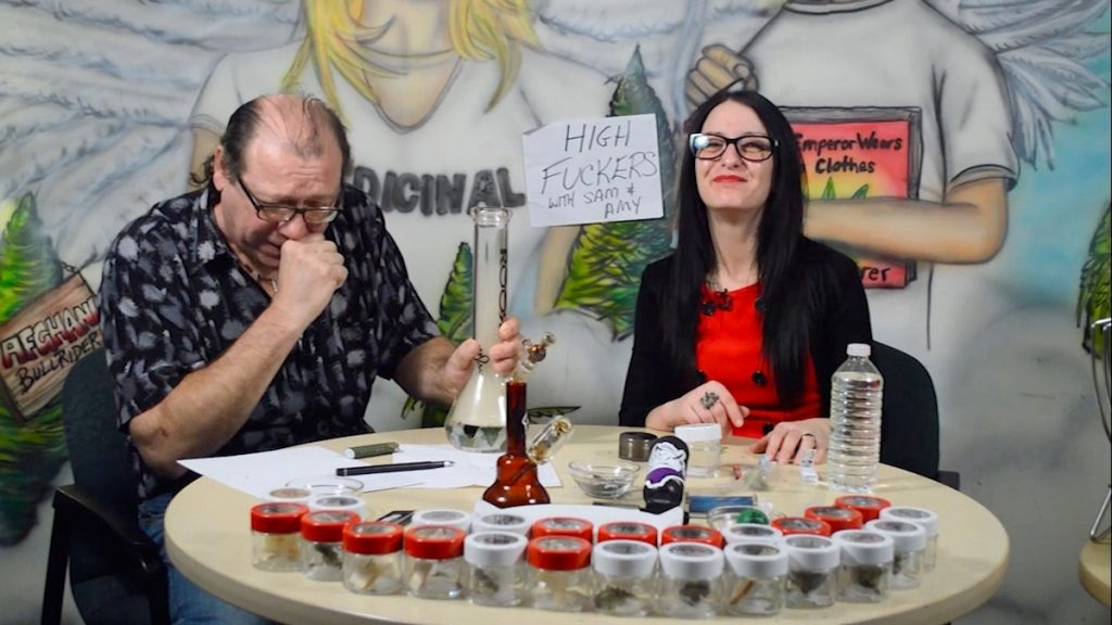 High Fuckers with Sam & Amy at SwearNet
