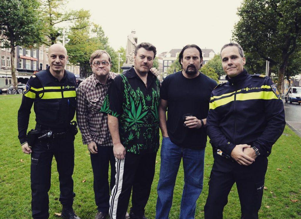 Trailer Park Boys in Amsterdam