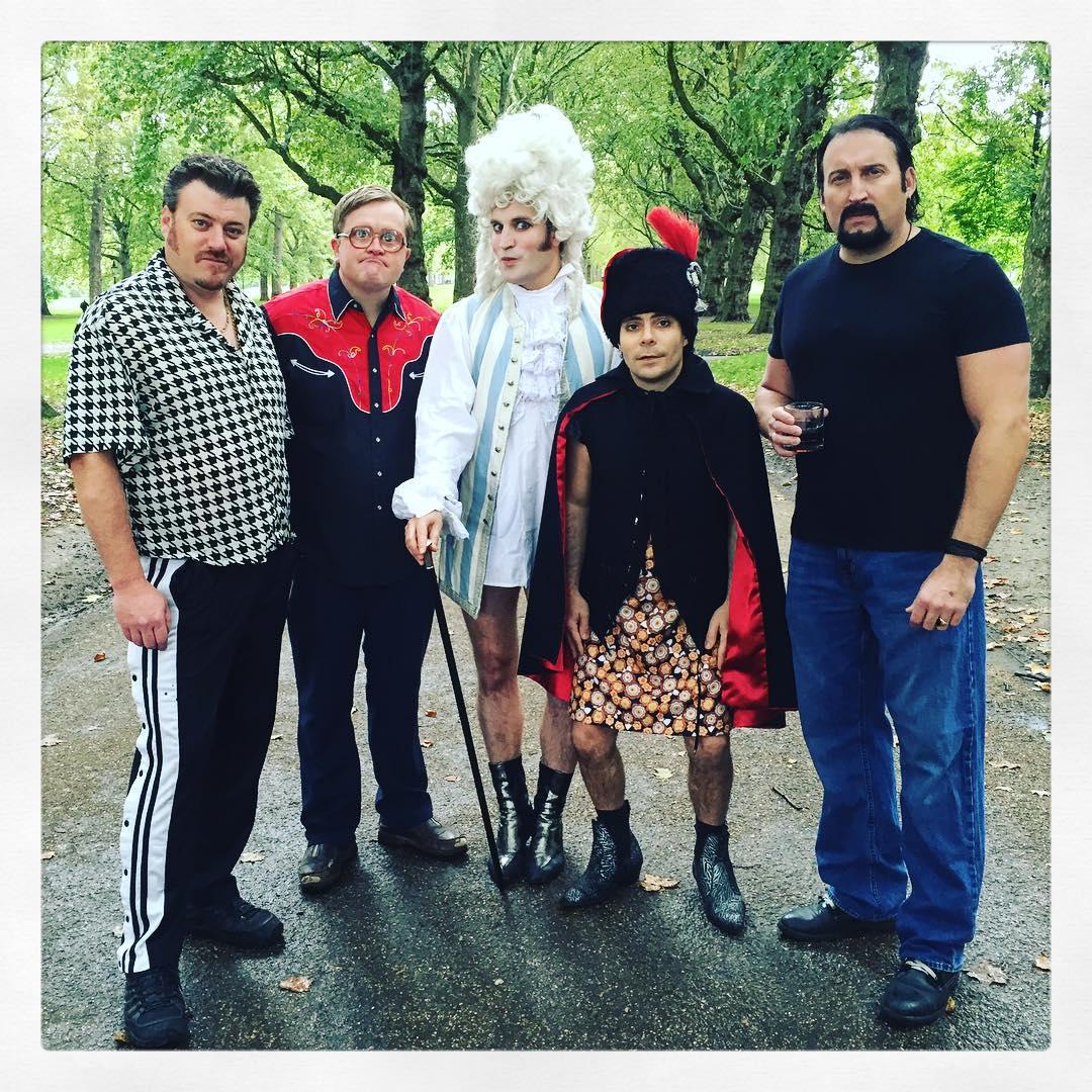 Tour news swearblog trailer park boys meets the mighty boosh kristyandbryce Gallery