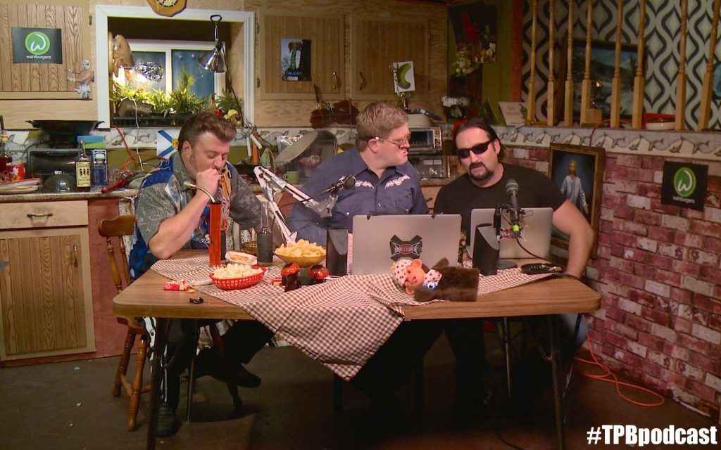 Snoop Dogg guests on the Trailer Park Boys Podcast