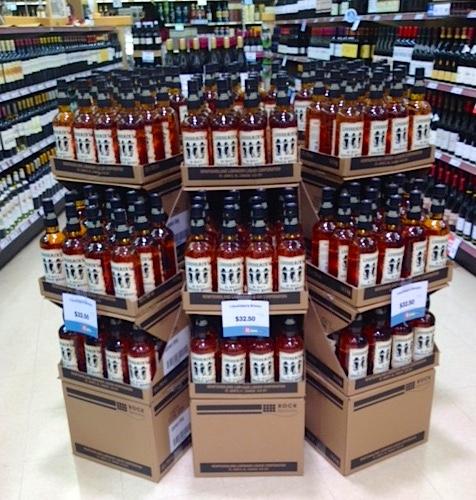Liquormen's Whisky Newfoundland