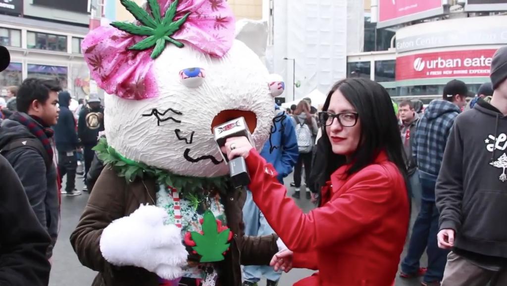 420 Toronto Special with Amy Anonymous & Sam Tarasco