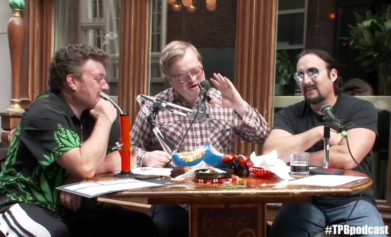 Trailer Park Boys Podcast from Amsterdam, now on iTunes