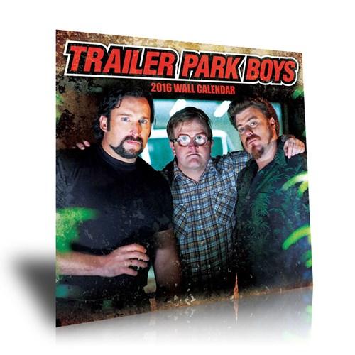 Trailer Park Boys 2016 calendar