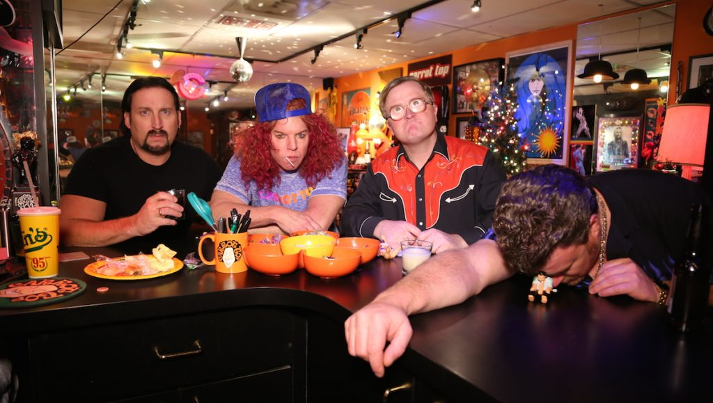Trailer Park Boys Podcast with guest Carrot Top