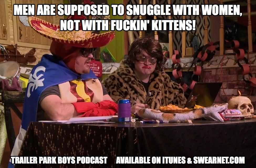 Ricky & Bubbles on the Trailer Park Boys Podcast on iTunes