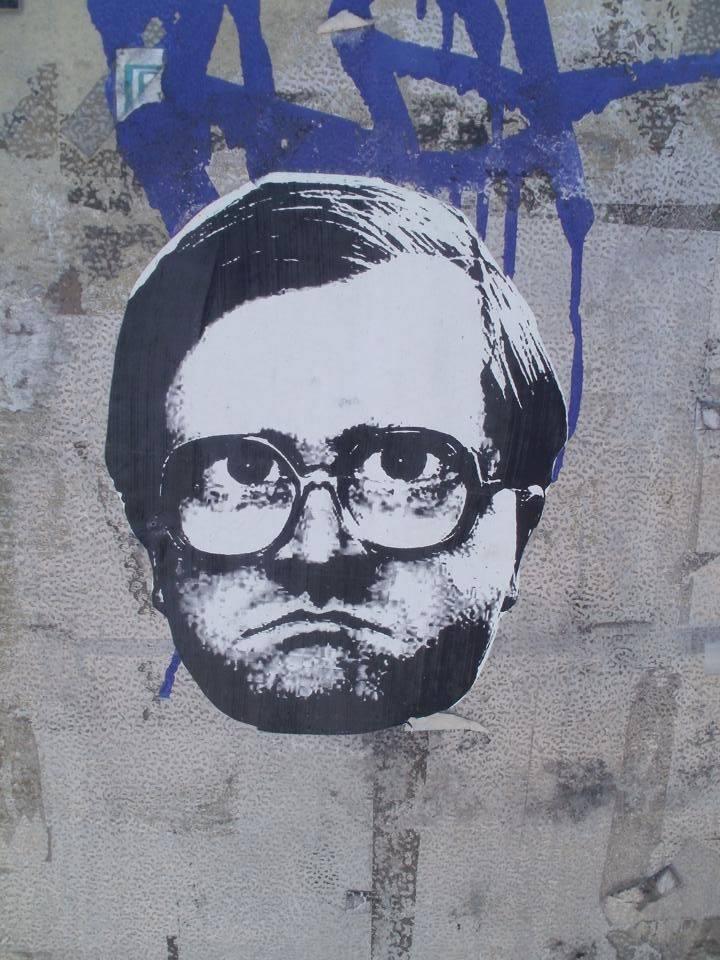 Bubbles street art, Helsinki
