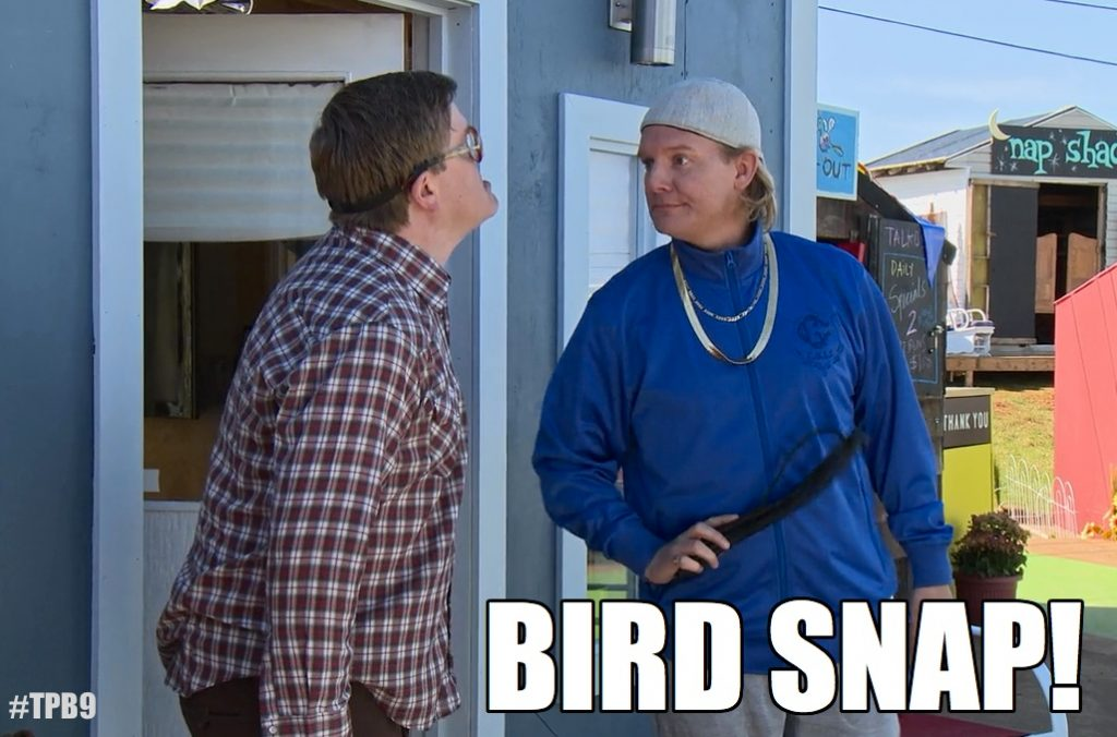 J-Roc on S9 of Trailer Park Boys