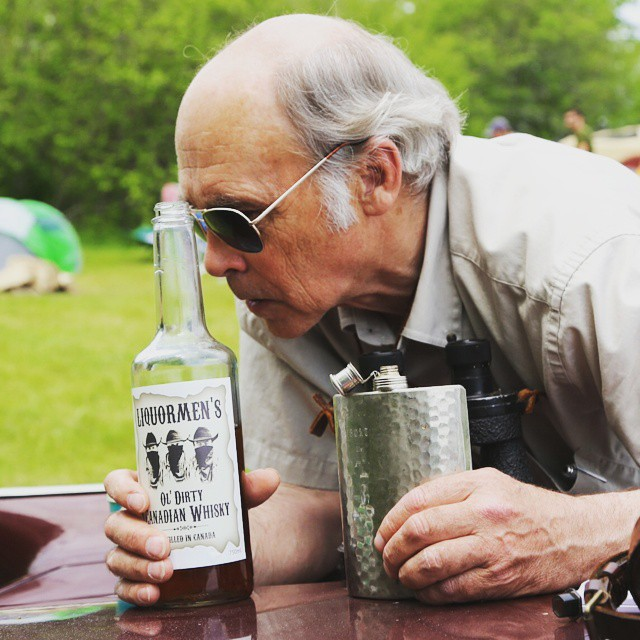 Liquormen's Whisky meets Mr. Lahey