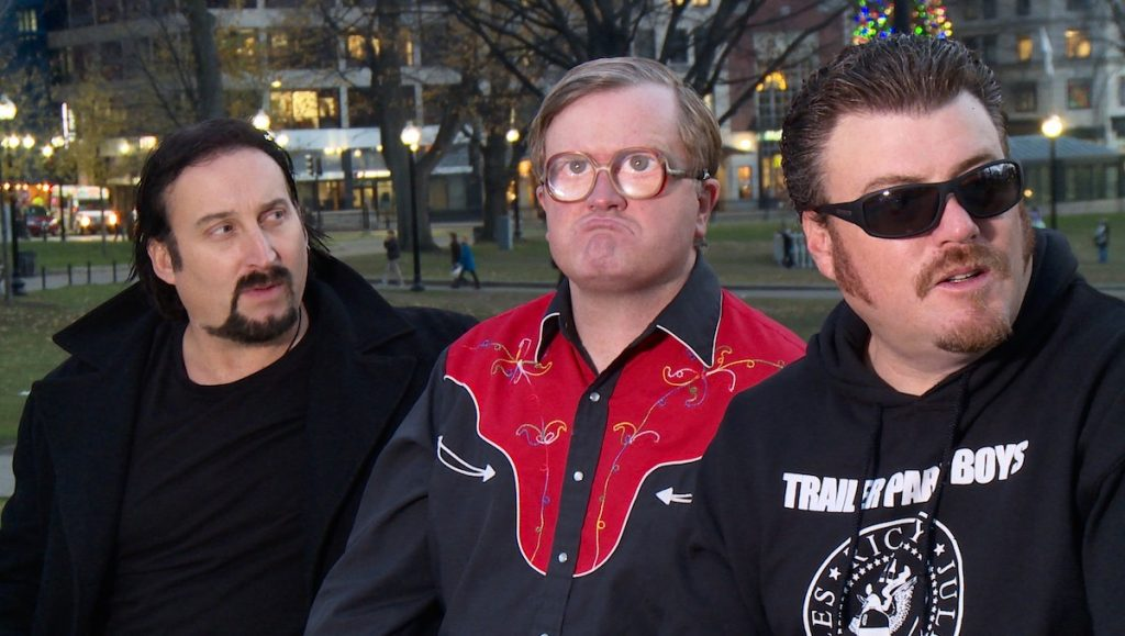 Trailer Park Boys Podcast from Boston!