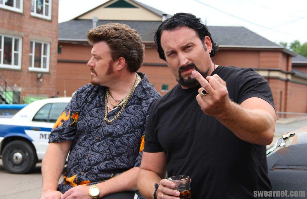 Ricky & Julian from Trailer Park Boys