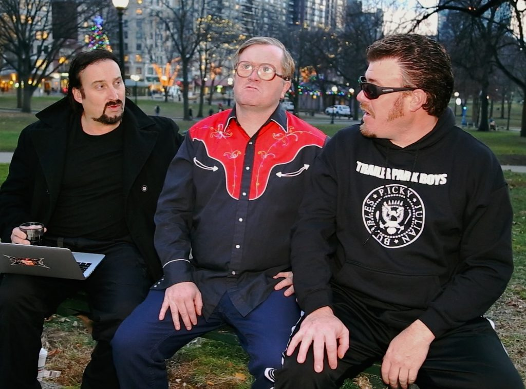 Ricky's TPB hoodie now available at the TPB store