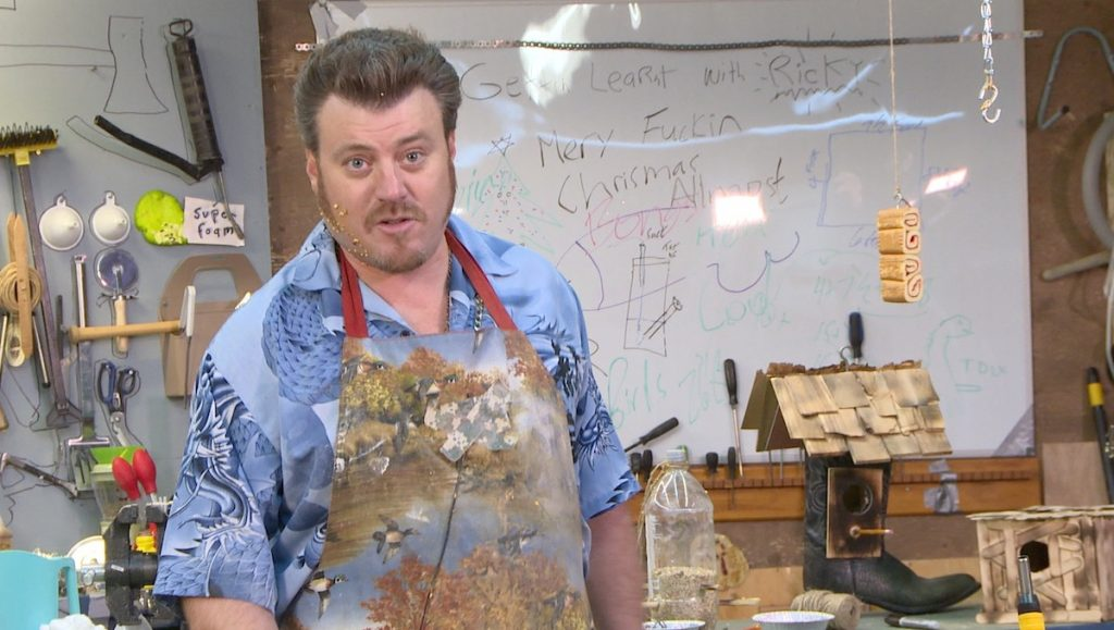 Gettin' Learnt with Ricky at SwearNet