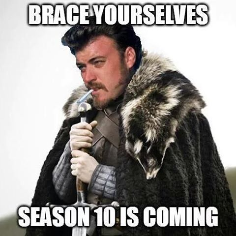 Brace yourselves S10 is comin
