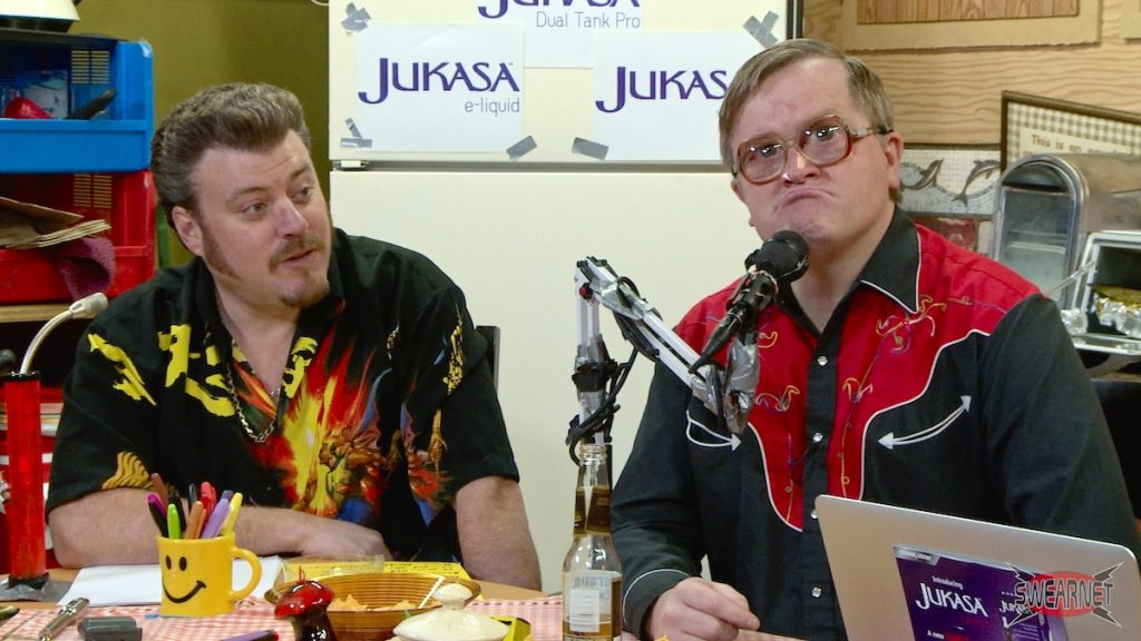 Trailer Park Boys Podcast at SwearNet