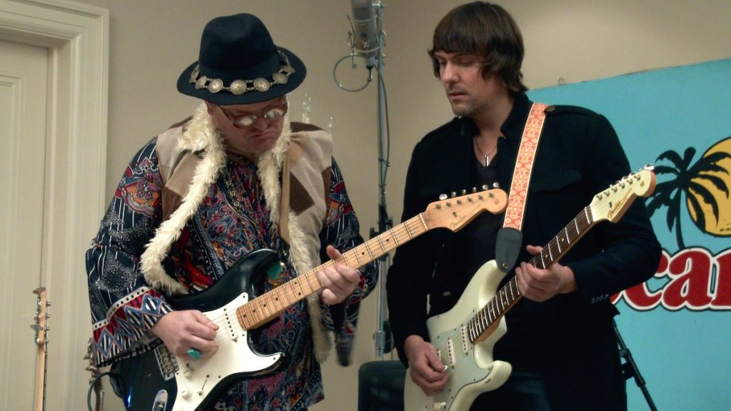 Guitar Lessons with Bubbles Jimi Hendrix Special