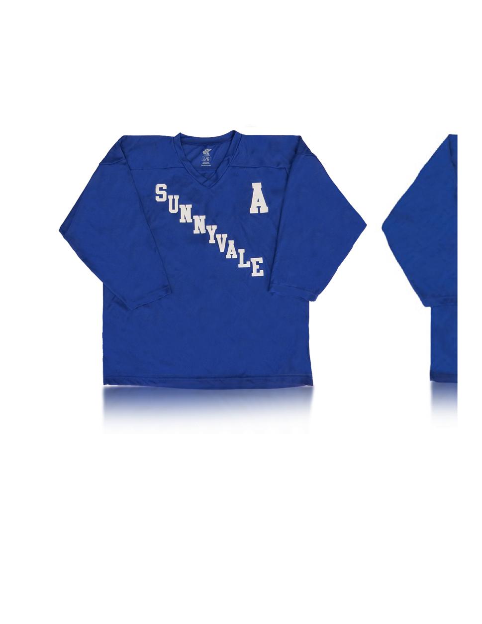 Julian Sunnyvale hockey jersey 41389d446