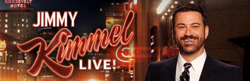 Trailer Park Boys on Jimmy Kimmel Live, 28 March 2016!