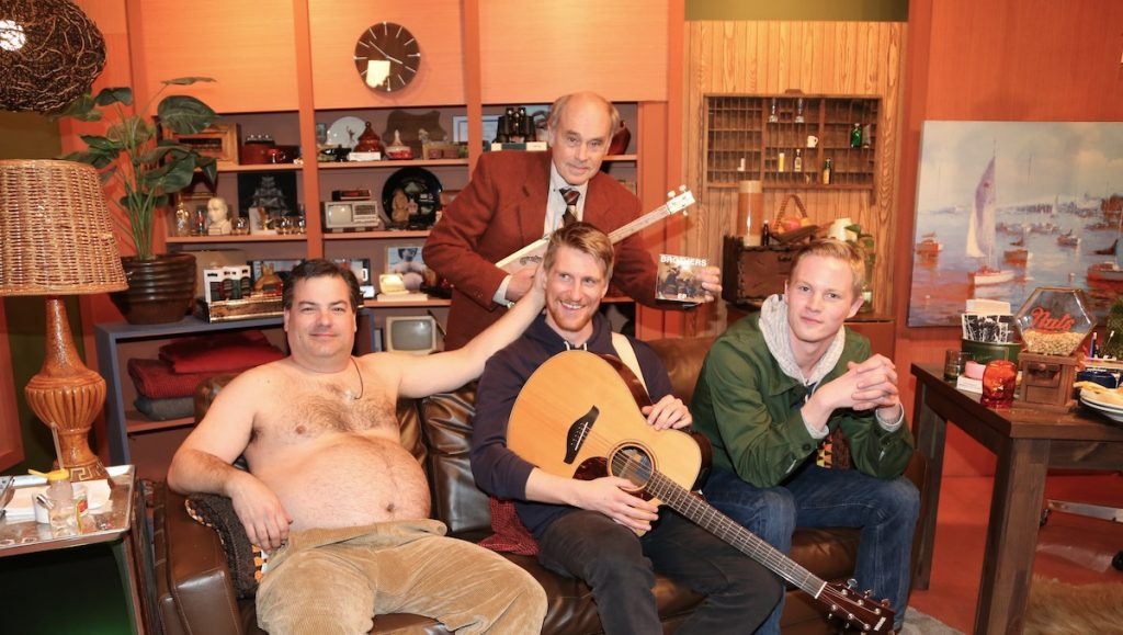 Jim Lahey Show and Randy at SwearNet