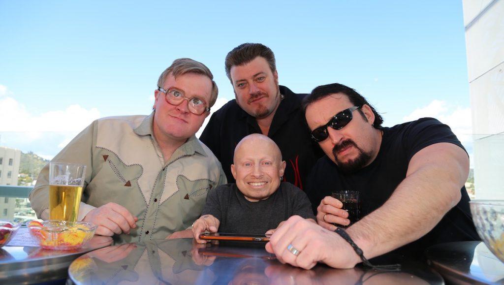 Verne Troyer joins the Trailer Park Boys Podcast