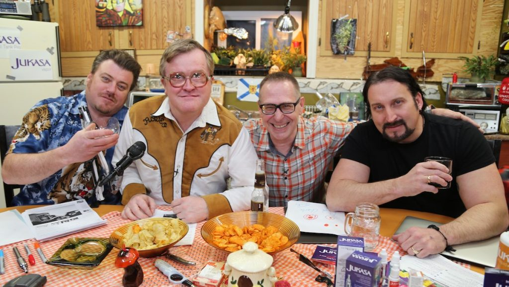 Trailer Park Boys Podcast with Kids in the Hall star Scott Thompson!