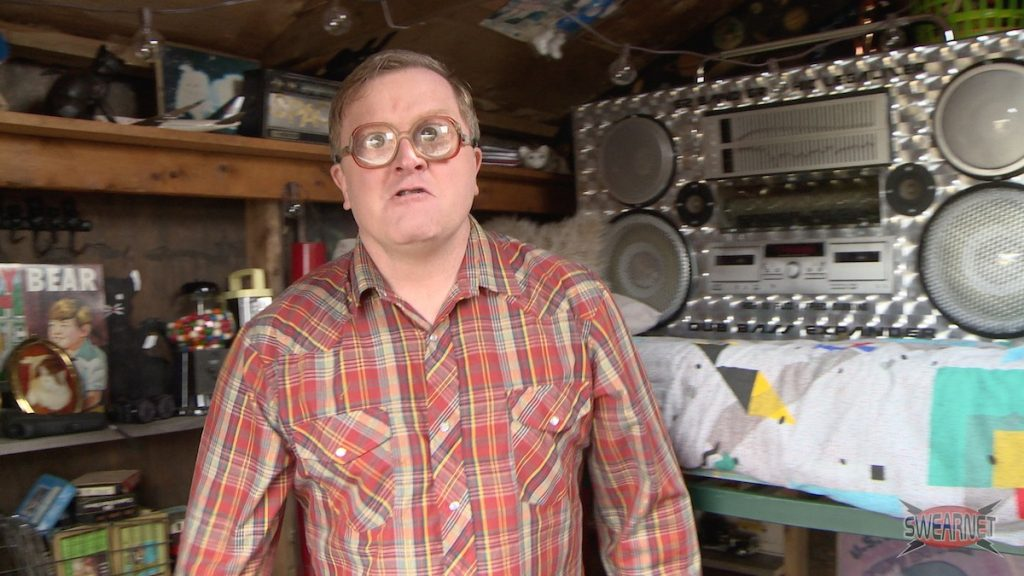 Bubbles on the set of TPB11!