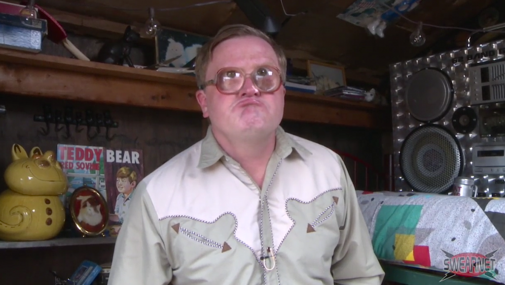 Bubbles answers more questions at SwearNet
