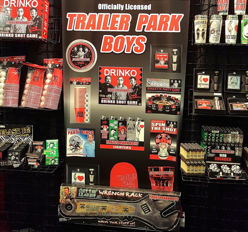New Trailer Park Boys merch!