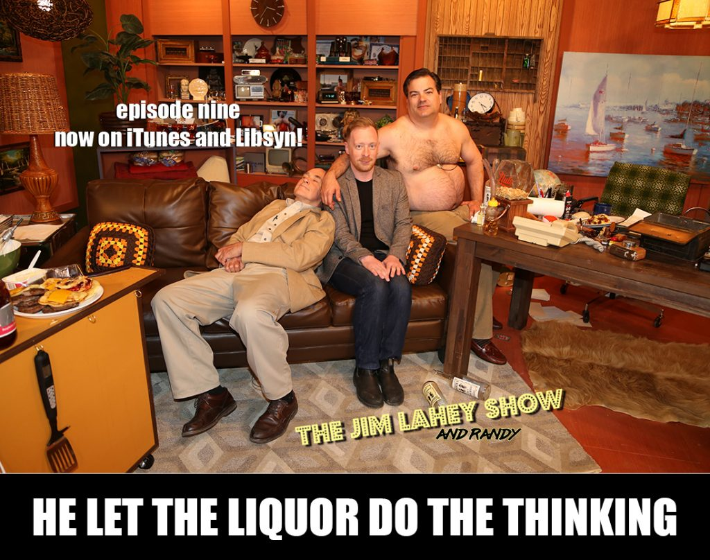 Bill Wood joins Lahey and Randy