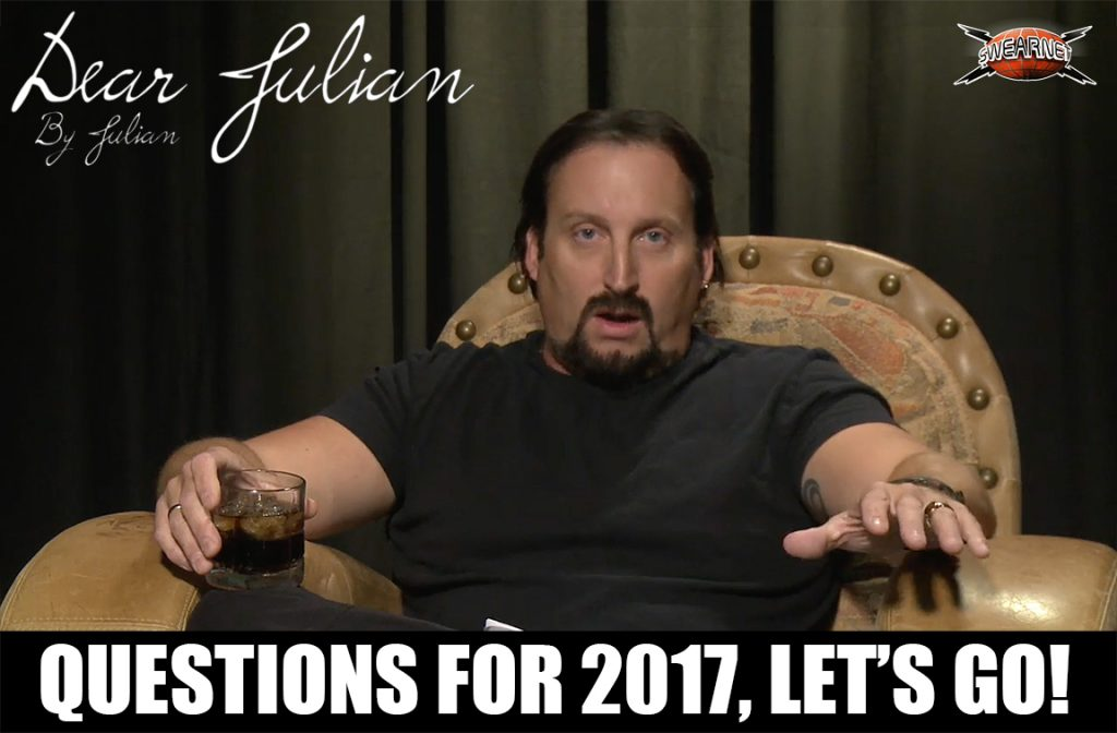 Julian wants your questions