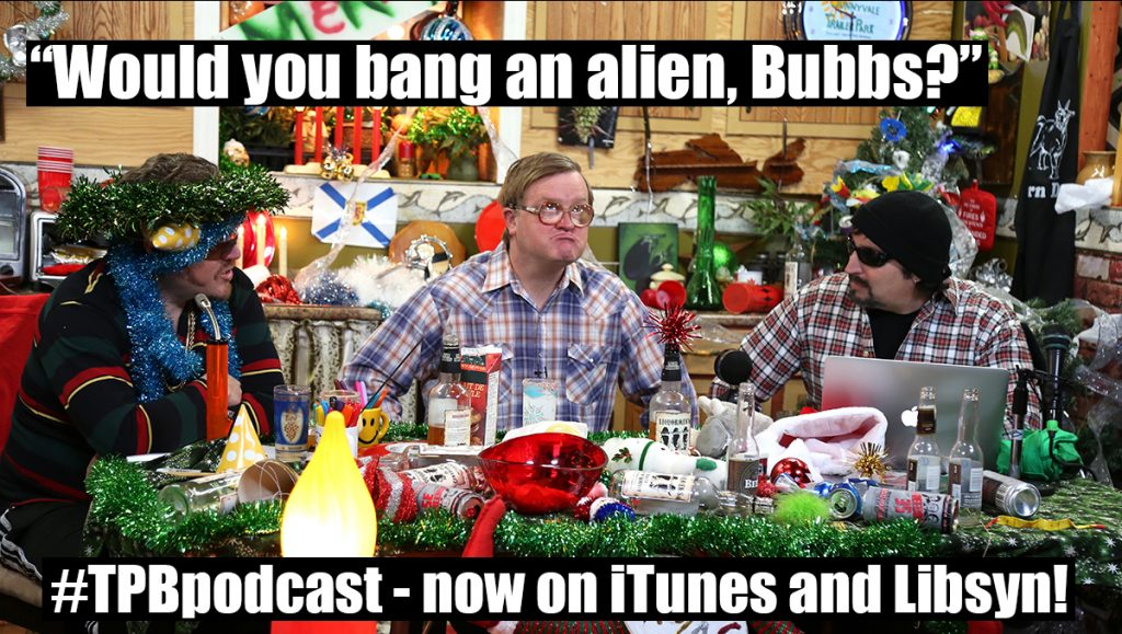 Ricky asks Bubbles if he'd bang an alien
