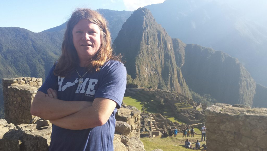 Leigh MacInnis in Peru - Trippin with Leigh