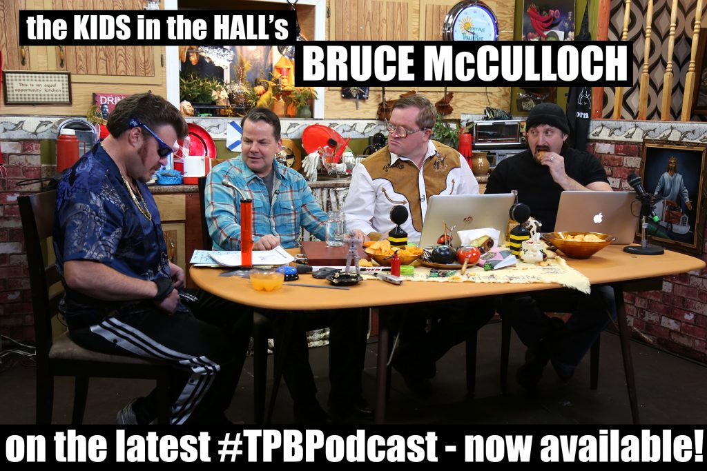 Bruce McCulloch joins the podcast
