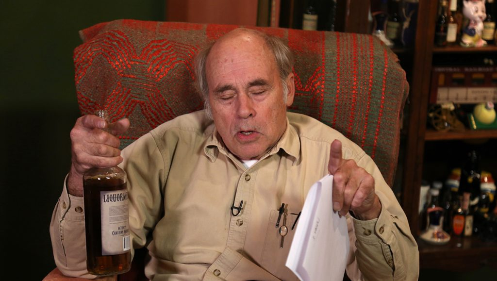 Lahey thinks about an answer