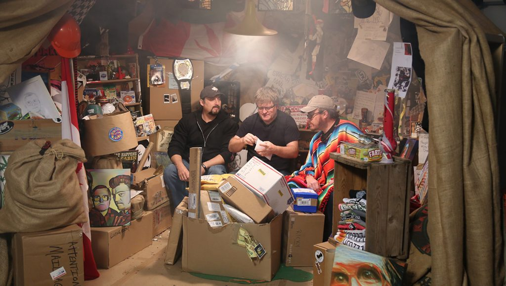 The Boys choose their favourite items in the Mailbag