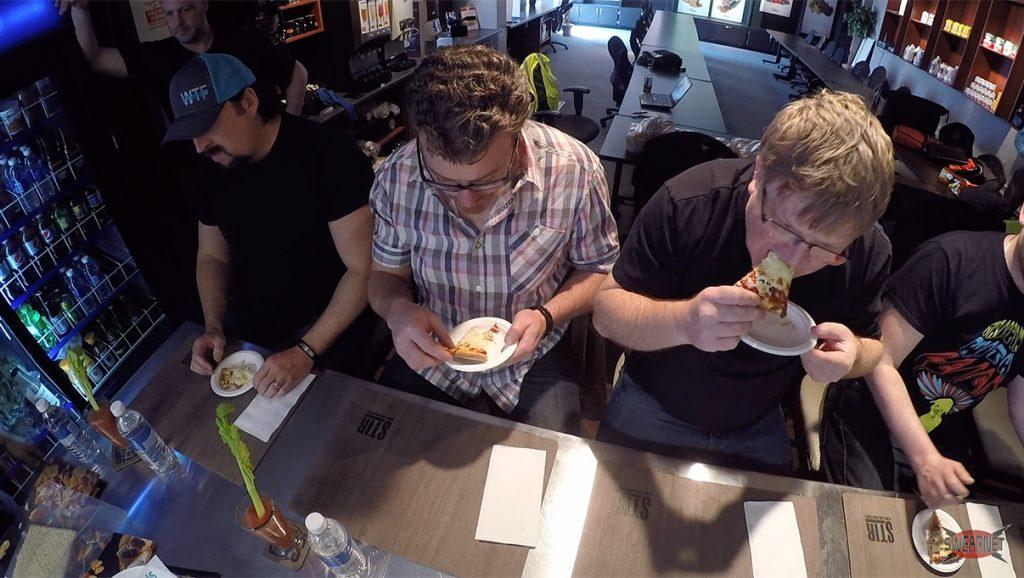 The Boys taste test new menu items for their restaurant