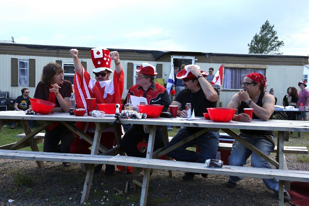 Trailer Park Boys celebrate Canada Day