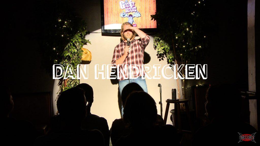 Dan Hendricken is the Comic of the Week