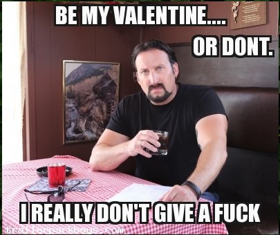 Will you be Julian's Valentine?