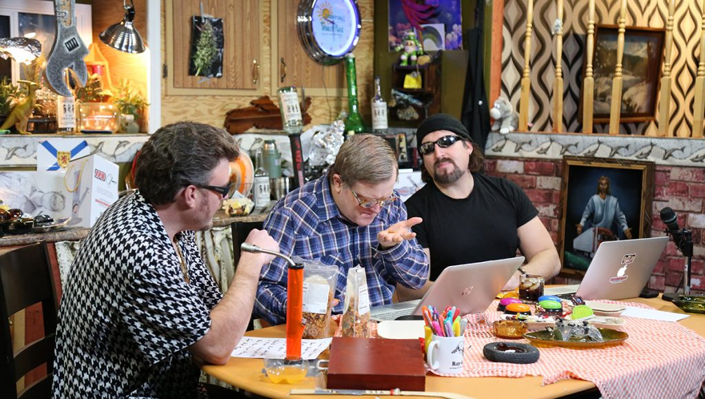 Ricky, Julian, Bubbles are doing another podcast